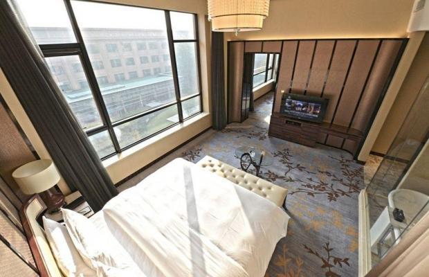 фото Kingrand Hotel Beijing изображение №30