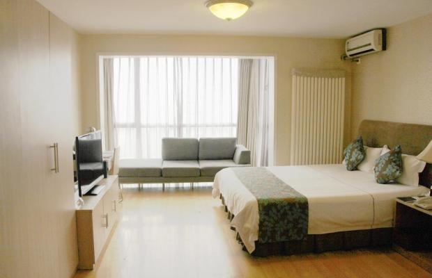 фотографии отеля TaiYue Suites Beijing изображение №35