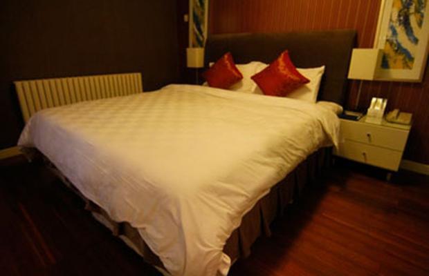 фотографии отеля TaiYue Suites Beijing изображение №19