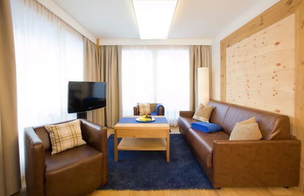 фото отеля Schneeweiss lifestyle - Apartments - Living изображение №9