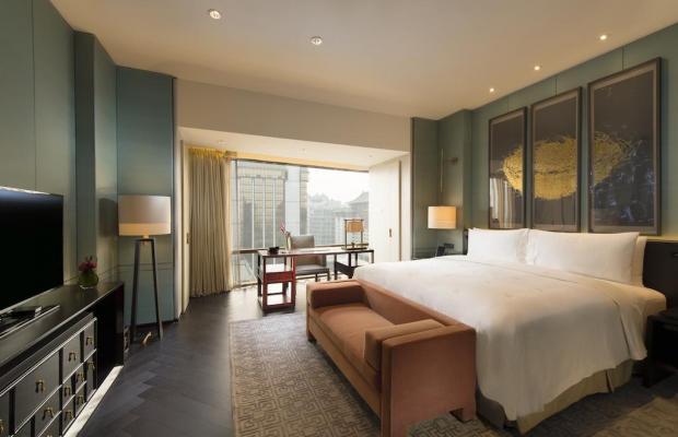 фото Waldorf Astoria Beijing изображение №74