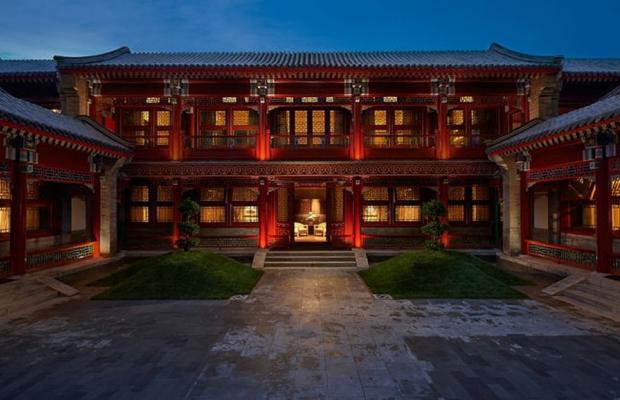 фотографии отеля Waldorf Astoria Beijing изображение №31