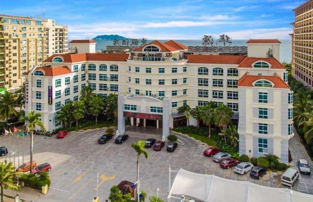 фото Huayuan Hot Spring Seaview Resort изображение №6