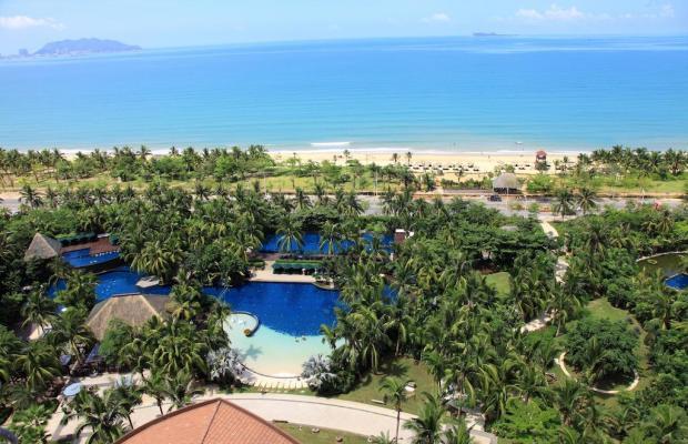 фото Pullman Oceanview Sanya Bay Resort & Spa изображение №10