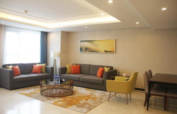 фотографии отеля Ascott Beijing изображение №7