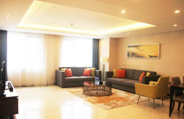 фотографии отеля Ascott Beijing изображение №3