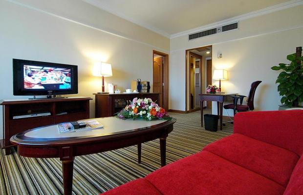 фотографии Metropark Lido Hotel (ex. Holiday Inn Lido Beijing) изображение №16