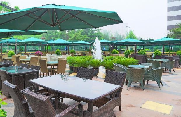 фотографии отеля Metropark Lido Hotel (ex. Holiday Inn Lido Beijing) изображение №7