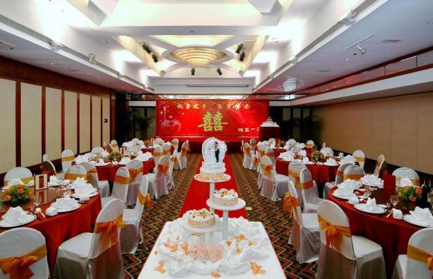 фото Metropark Lido Hotel (ex. Holiday Inn Lido Beijing) изображение №2