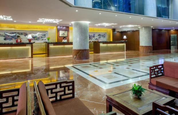 фотографии отеля Beijing Landmark Hotel изображение №31