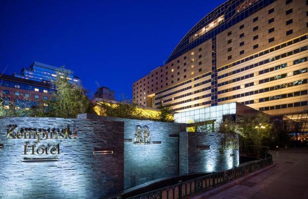 фото отеля The Kempinski Hotel Beijing Lufthansa Center изображение №9