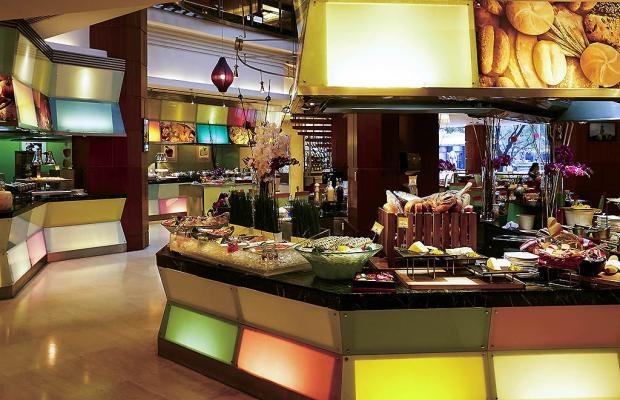 фото отеля Novotel Peace Beijing изображение №13