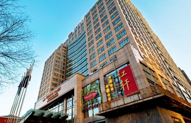 фото отеля Crowne Plaza Beijing Zhongguancun изображение №1