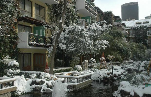 фотографии Jianguo Hotel Beijing изображение №16