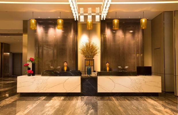 фото Grand Metropark Hotel Beijing (ех. Cts Plaza Beijing) изображение №22