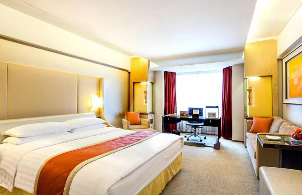 фотографии отеля Shangri-la Hotel изображение №7