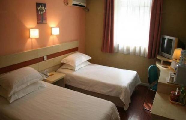 фото отеля Shindom Inn Jianguomen Beijing изображение №5