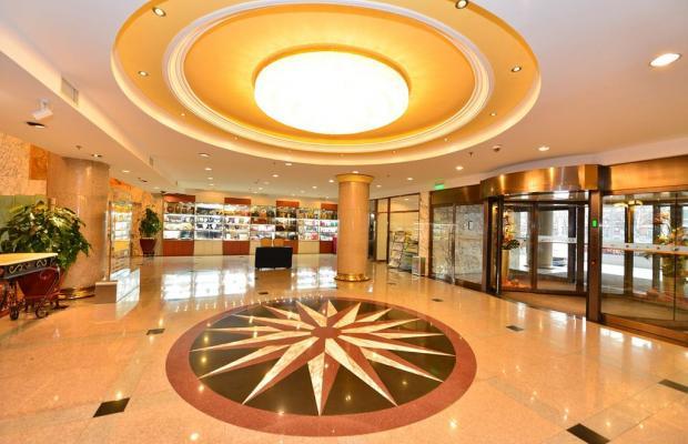 фото отеля Beijing Hepingli изображение №5