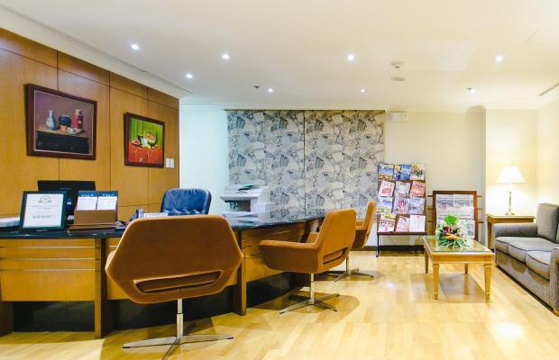 фотографии отеля The Linden Suites изображение №3