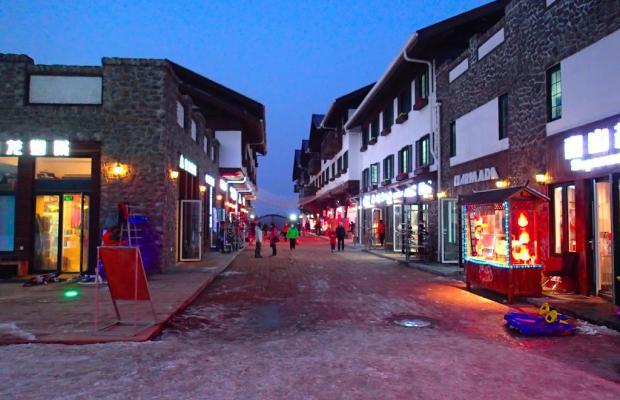фотографии отеля Nanshan Ski Village изображение №15