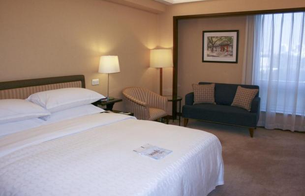 фотографии отеля The Great Wall Sheraton Hotel Beijing изображение №3