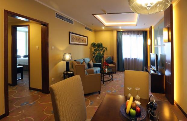 фото отеля Holiday Inn Downtown Beijing изображение №17