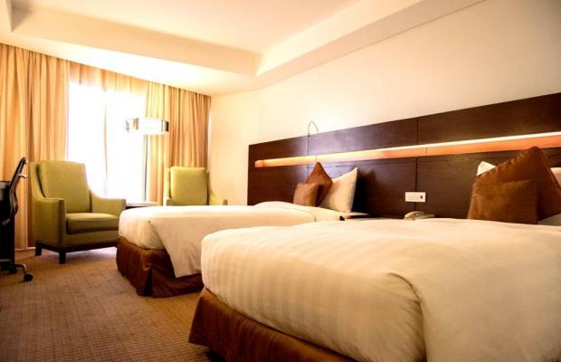 фотографии отеля Century Park Hotel Manila изображение №23