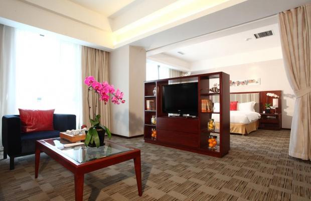 фото отеля Mercure Beijing Downtown изображение №9