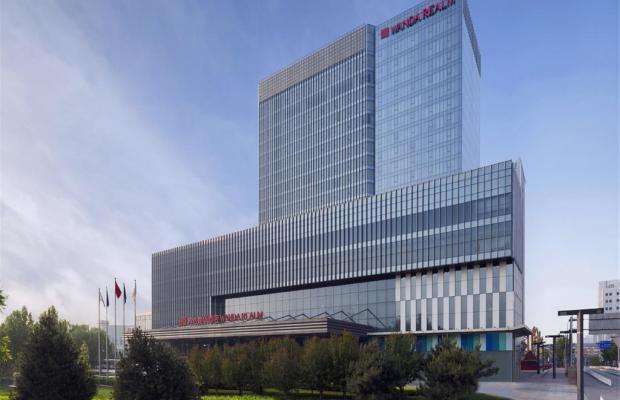 фото отеля Wanda Realm Beijing (ex. Pullman Beijing West Wanda) изображение №1
