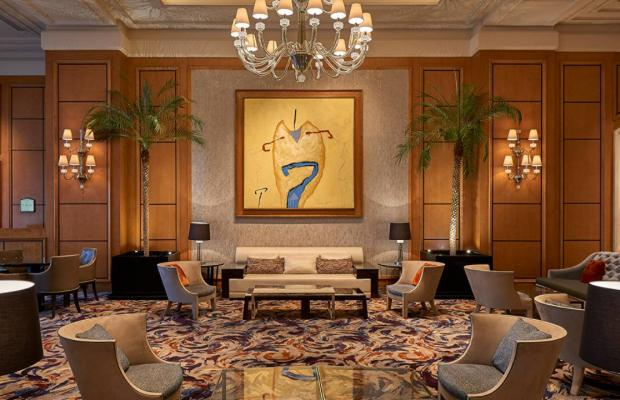 фото отеля Four Seasons Hotel Cairo at Nile Plaza изображение №17