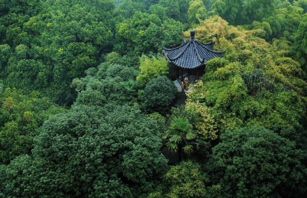 фото отеля Shangri-La Hotel Hangzhou изображение №25