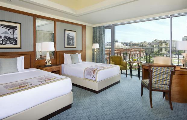 фото отеля The Nile Ritz-Carlton (ex. Nile Hilton) изображение №25