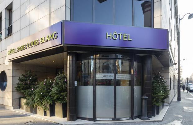 фотографии отеля Paris Louis Blanc изображение №27