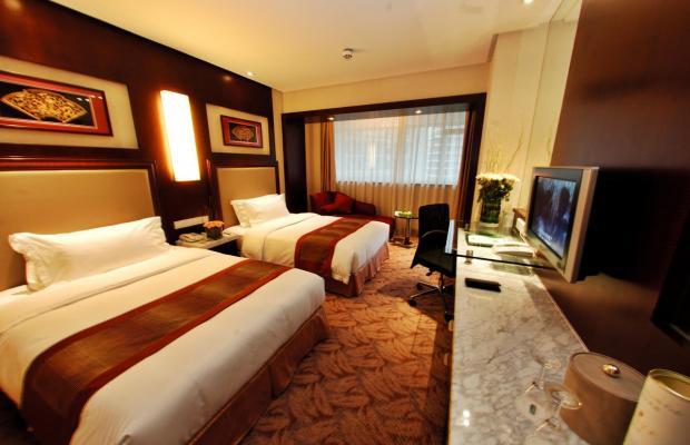 фото отеля Holiday Inn Hangzhou City Center изображение №25