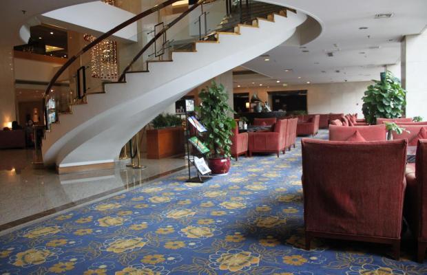 фотографии отеля Holiday Inn Hangzhou City Center изображение №7