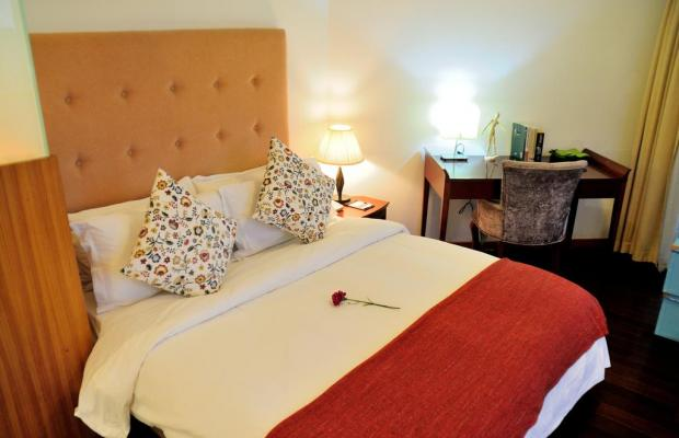 фотографии отеля Kingland Serviced Apartment изображение №7