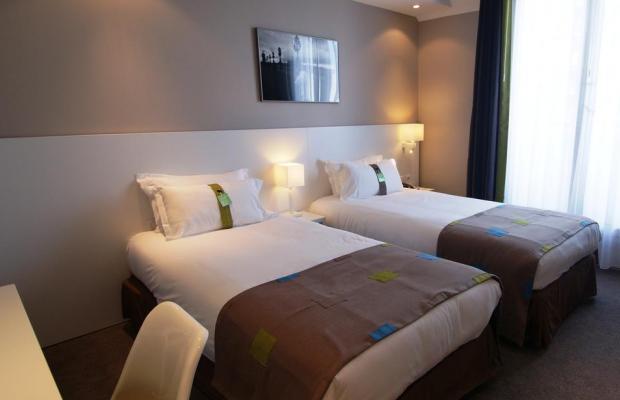 фотографии отеля Holiday Inn Garden Court Paris Auteuil изображение №11
