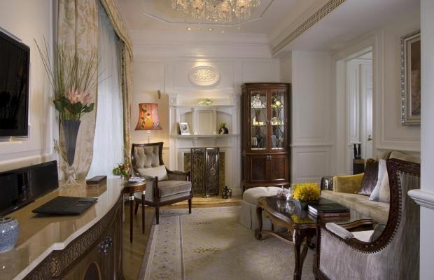 фотографии отеля Waldorf Astoria Shanghai on the Bund изображение №3