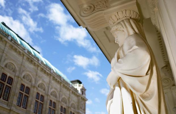 фотографии отеля Sacher Wien изображение №39