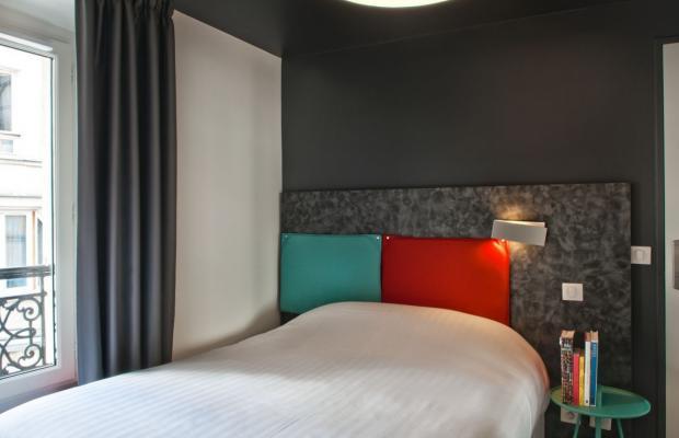фотографии отеля Hotel des Metallos (ex. L'Hotel de Mericourt) изображение №11