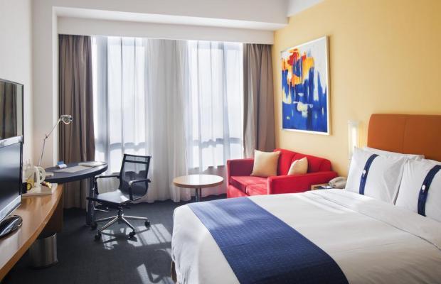фотографии отеля Holiday Inn Express Shanghai Wujiaochang изображение №15