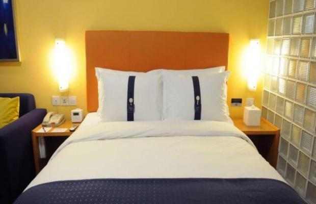 фотографии Holiday Inn Express Shanghai Wujiaochang изображение №12