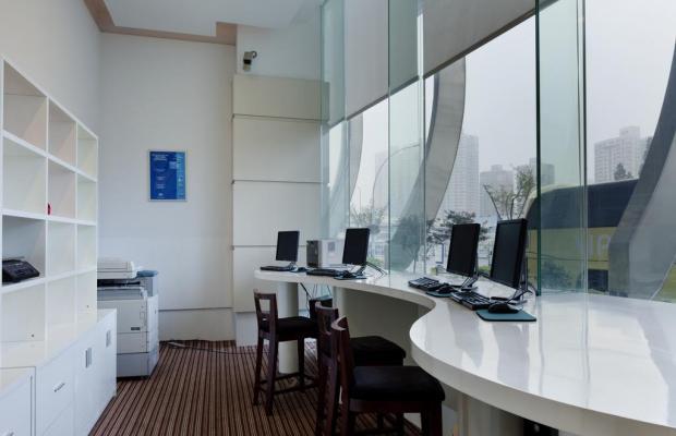фотографии отеля Holiday Inn Express Shanghai Zhabei изображение №27