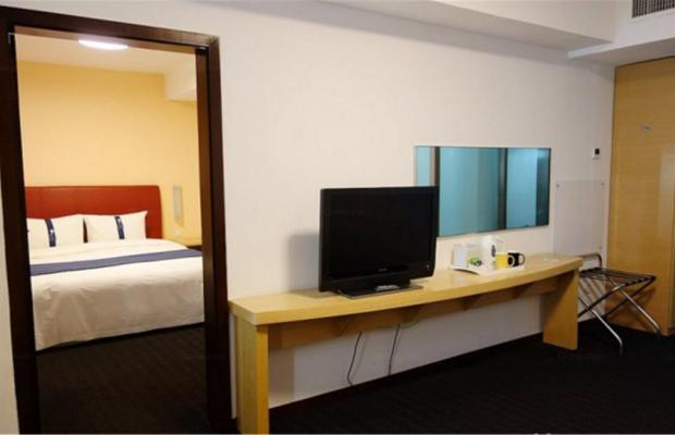 фото отеля Holiday Inn Express Shanghai Zhabei изображение №17