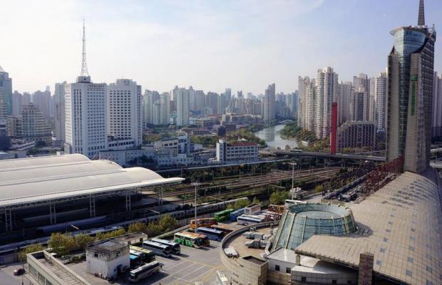 фото Holiday Inn Express Shanghai Zhabei изображение №14