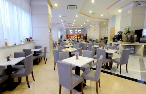 фотографии отеля Holiday Inn Express Shanghai Zhabei изображение №7