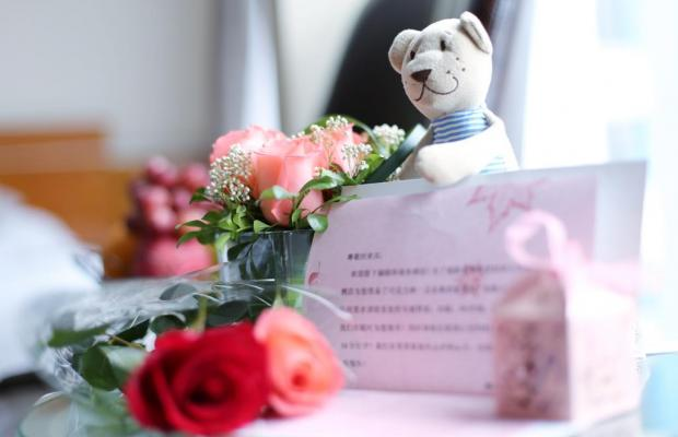 фотографии отеля Yihe Hotel Ouzhuang изображение №27