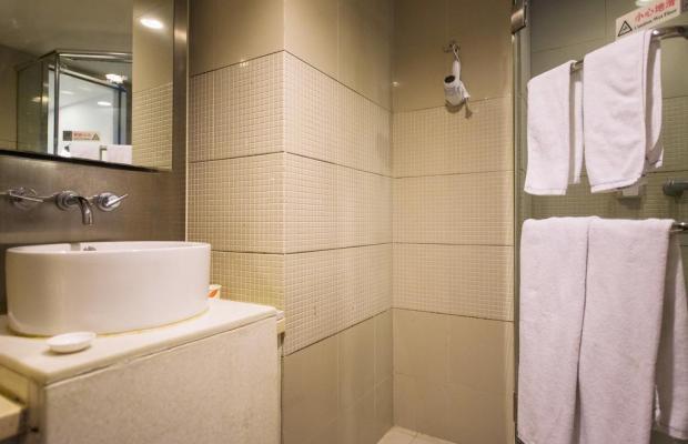 фотографии отеля Motel 168 Shanghai Changping Road изображение №23