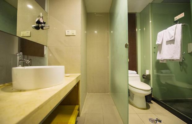 фотографии отеля Motel 168 Shanghai Changping Road изображение №11