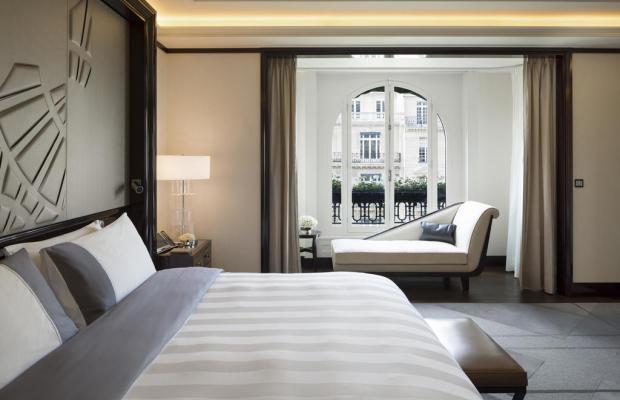 фотографии отеля Hotel The Peninsula Paris изображение №23